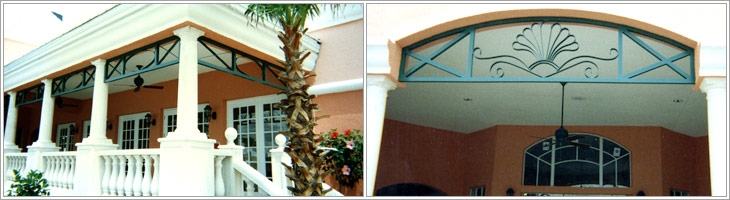 Aerotec Aluminum supplies a complete line of railing systems for all types of commercial and residential needs.